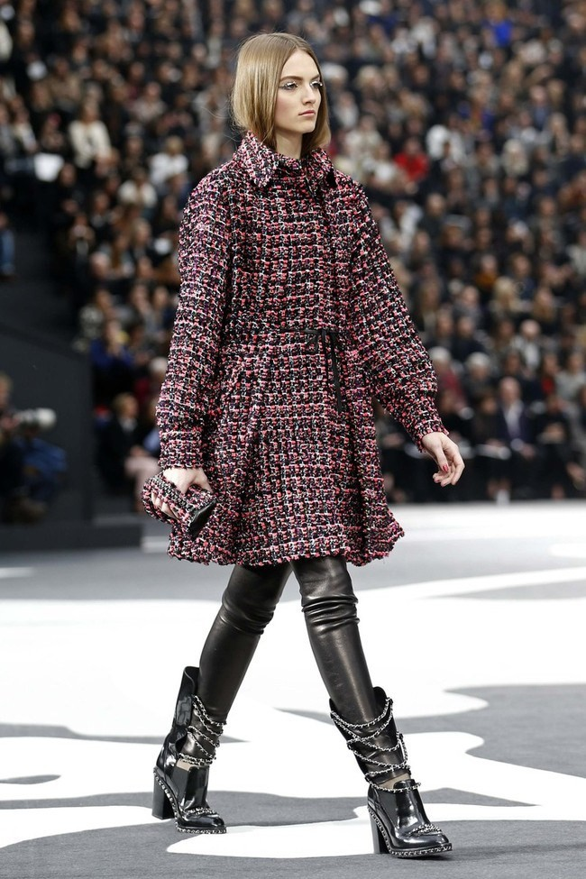 Chanel Winter Fashion Show