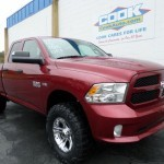 2014 Ram 2500 Laramie Crew Customized & Lifted
