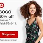Target.com : Weekly Deals BOGO sale 50% off